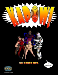 Kapow! The Super RPG