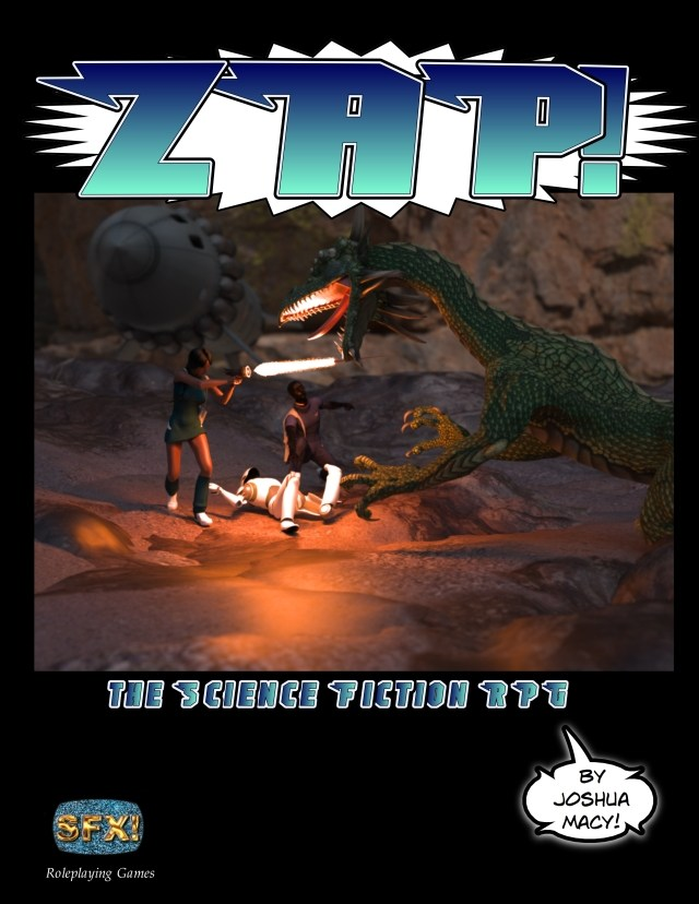 Zap! The Science Fiction RPG!